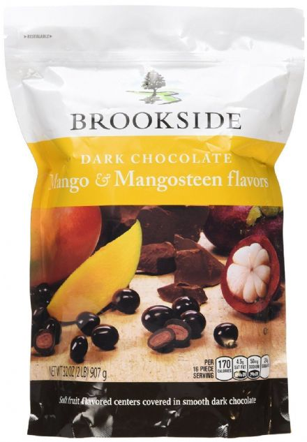 Brookside Dark Chocolate 907g, Product of Canada